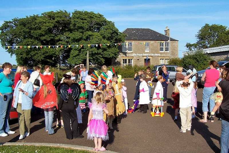 Photo: Lybster Gala 2005 - Fancy Dress
