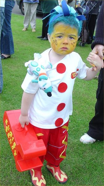 Photo: Wick Gala Children's Fancy Dress At Braehead