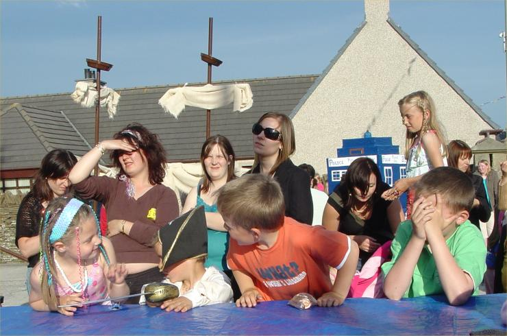 Photo: Castletown Gala 2006