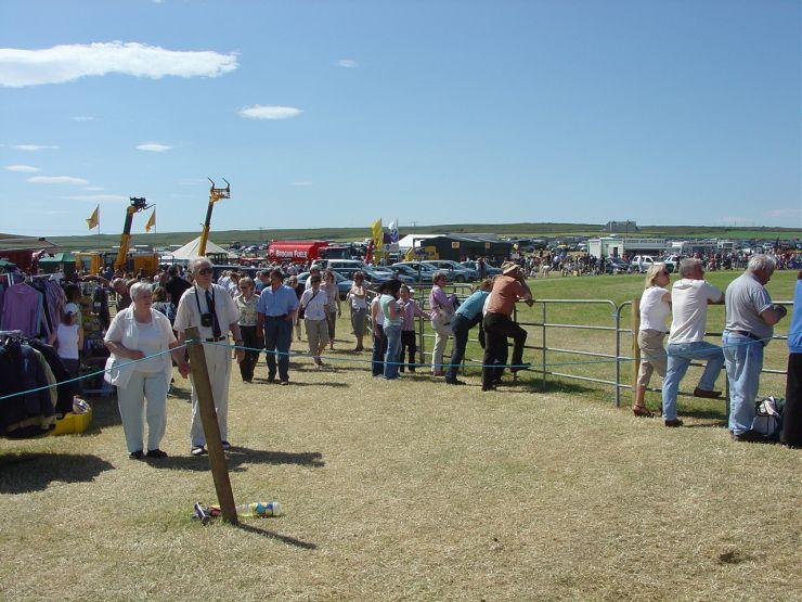 Photo: Caithness County Show 2006