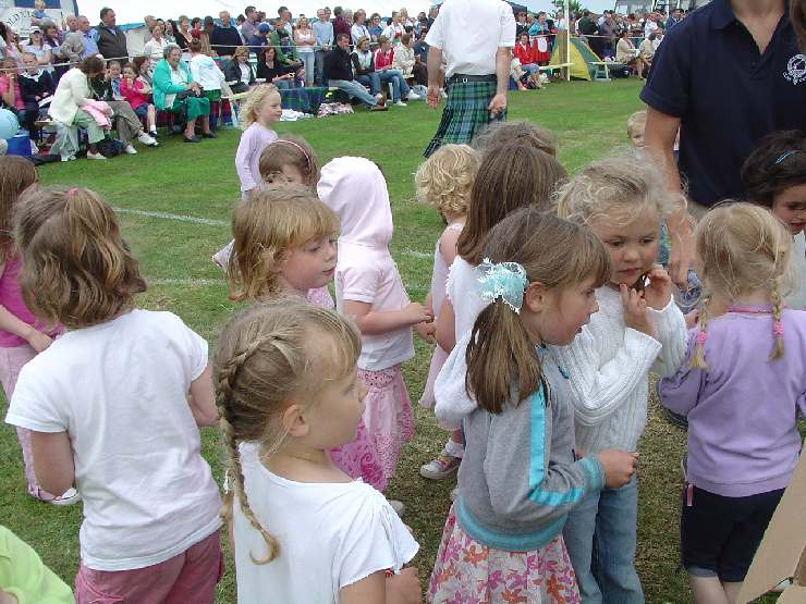 Photo: Halkirk Highland Games 2006