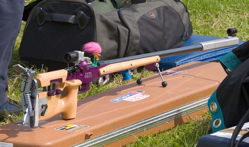 Photo: The Caithness Scottish Open Rifle Meeting 2006