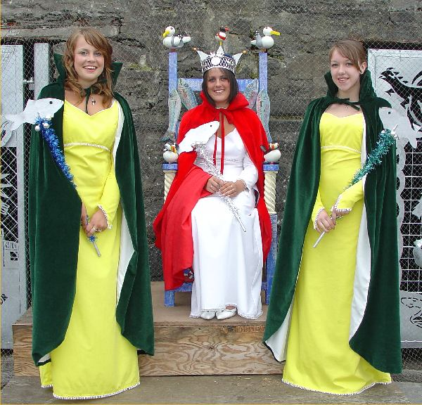Photo: Seven Gates At Wick Harbour Ceremony