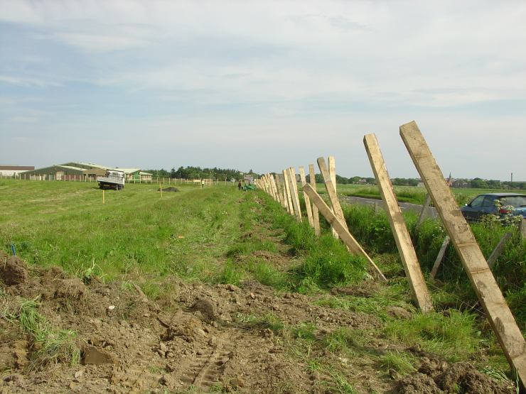 Photo: Work Begins On Tesco Site At Wick - 1 July 2006