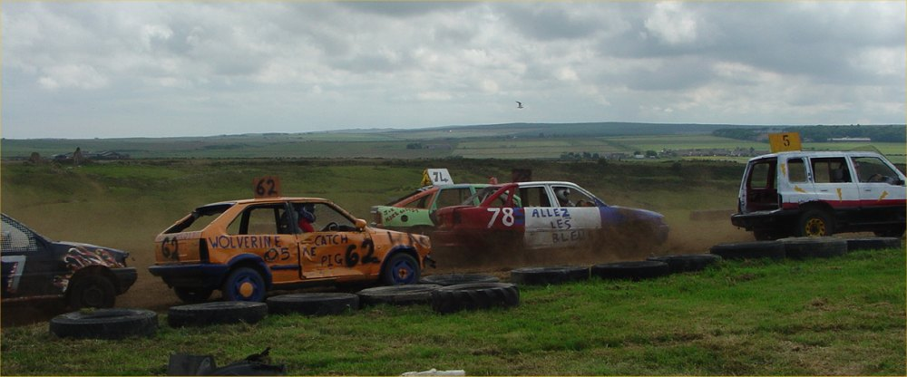 Photo: Wick Banger Derby 2006