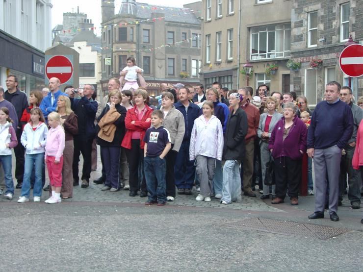 Photo: Wick Gala 2006