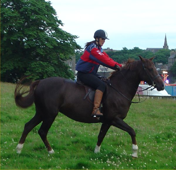 Photo: Wick Gala Gymkhana