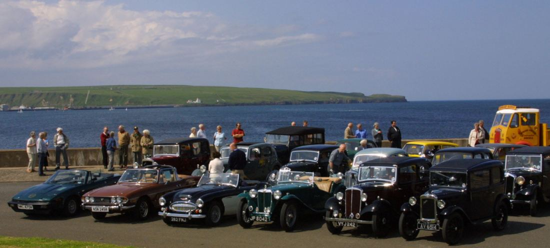 Caithness And Sutherland Vintage Vehicle Club : 1 of 1 :: Vintage ...