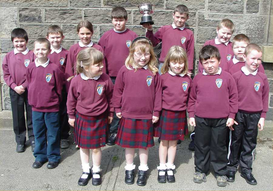 Photo: Choral Speaking Dunbeath