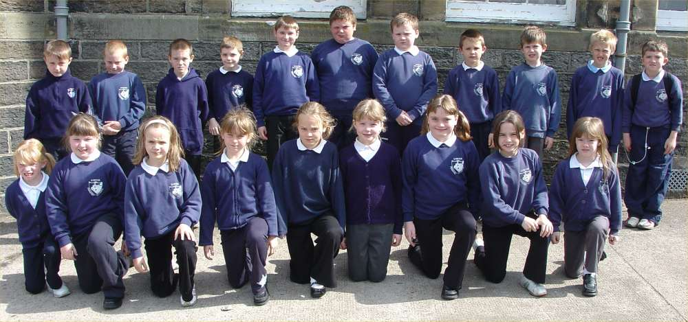 Photo: Choral Speaking P4/5 Lybster
