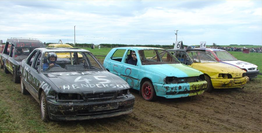 Photo: Wick Banger Derby