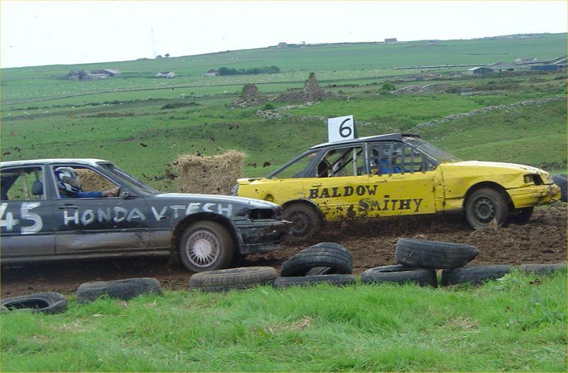 Photo: Wick Banger Derby