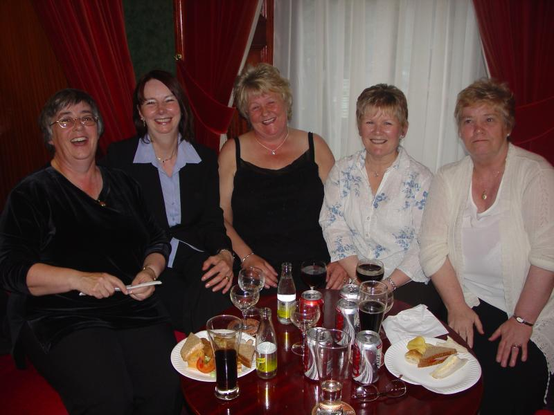 Photo: Wick Girls Pipe Band Reunion 17 June 2005