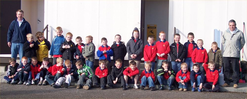 Photo: Wick Anchor Boys At Local Caravan And Camping Site