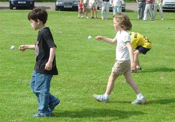 Photo: Halkirk Gala 2006 - Children's Races