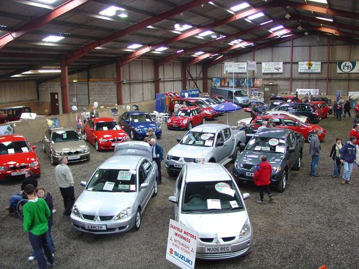 Photo: Caithness Motor Show 2006