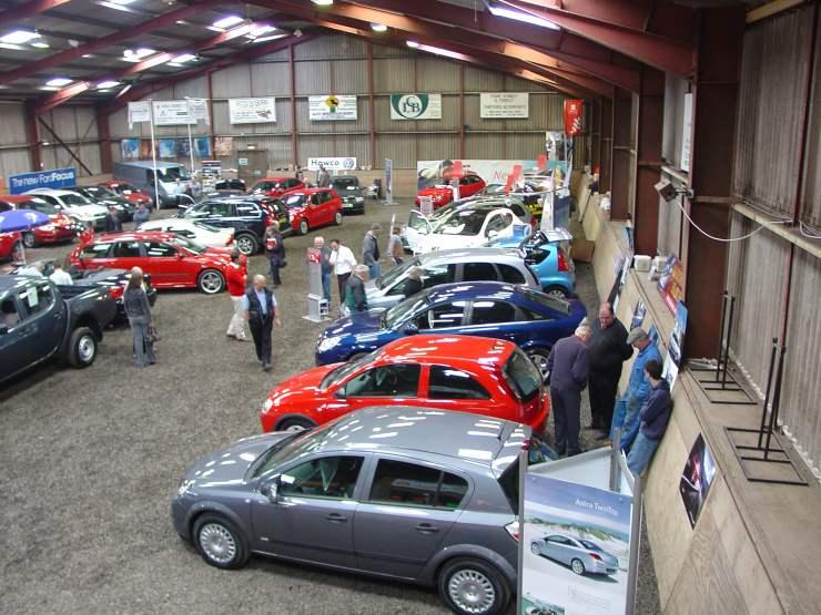 Photo: Caithness Motor Show 2006