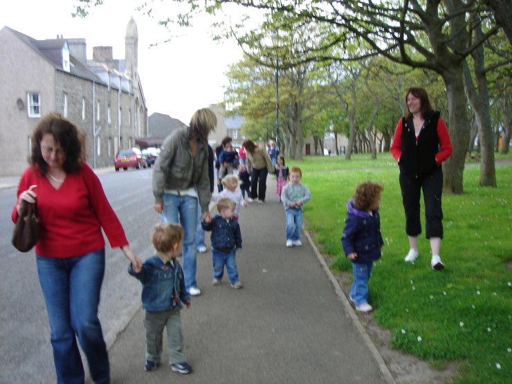 Photo: Pulteneytown Parents and Toddlers Group Sponsored Toddle