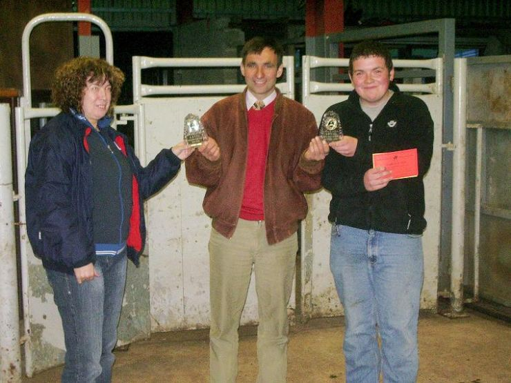 Photo: Halkirk Young Farmers Slave Auction 2006
