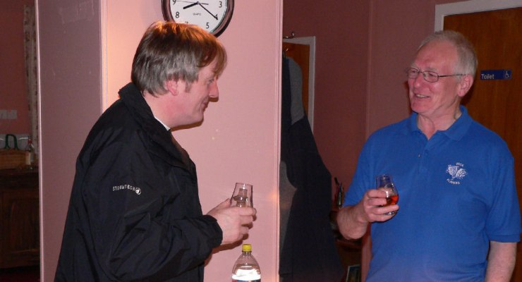 Photo: Wick Players Open Night Celebrates New Home