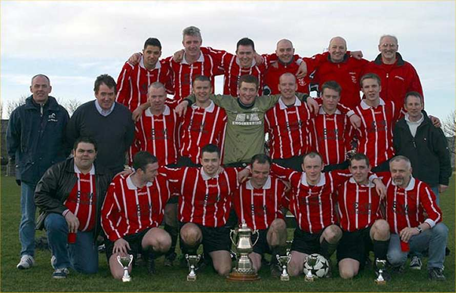 Photo: Thurso FC Winners