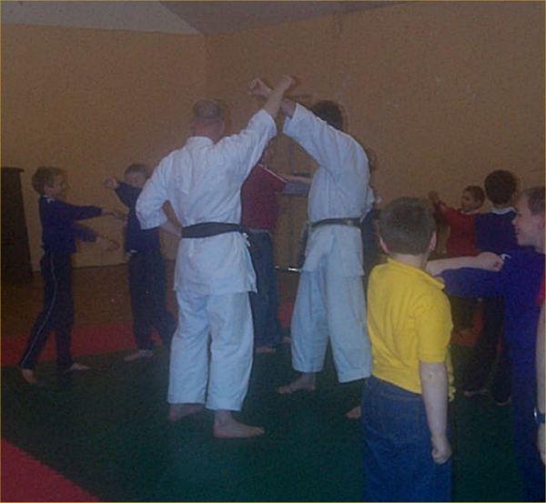 Photo: BB Karate