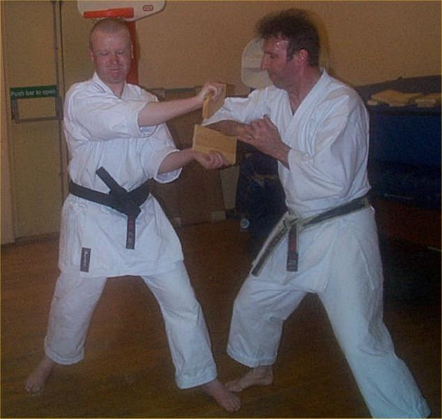 Photo: BB Karate