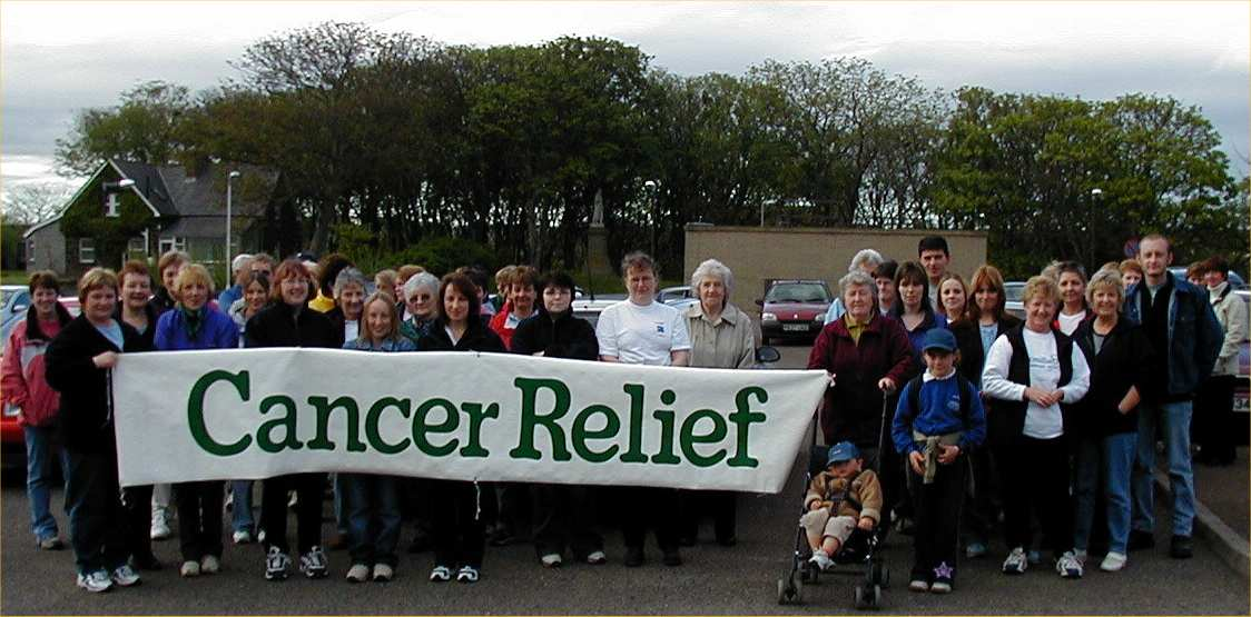 Photo: MacMillan Cancer Walk