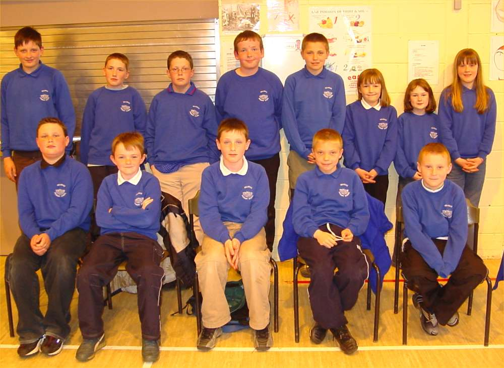Photo: Hillhead School Team