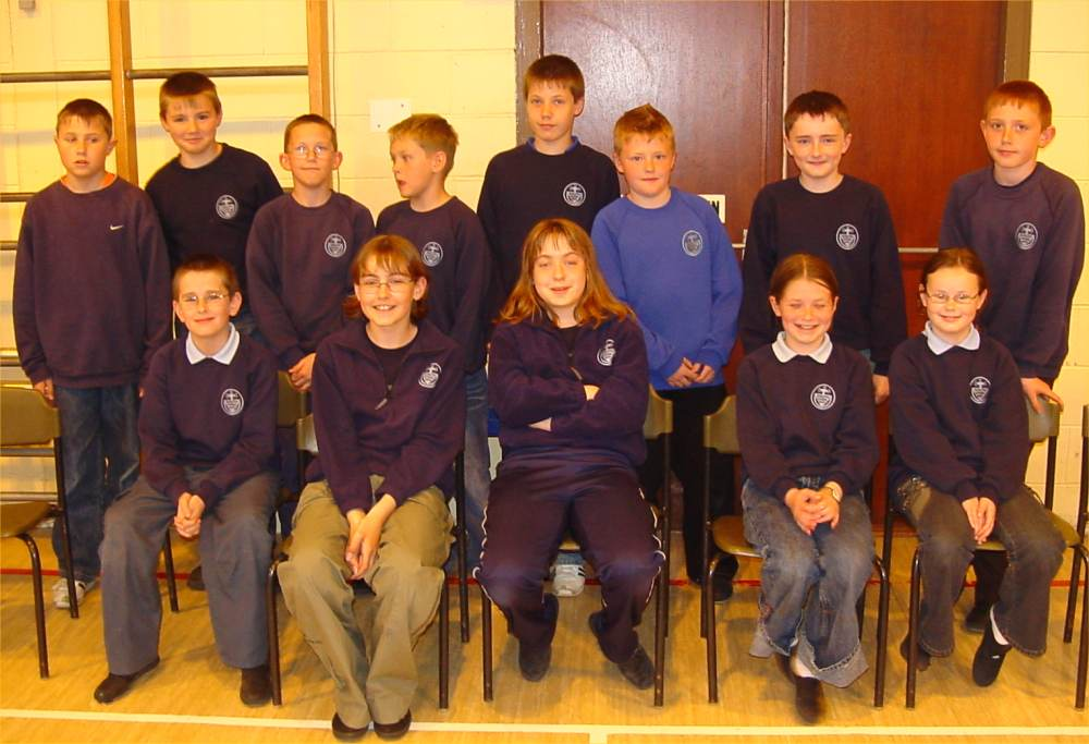 Photo: South School Team