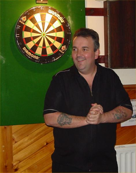 Photo: Phil (the power) Taylor