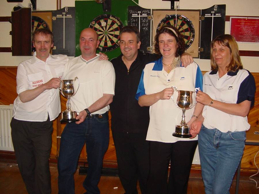Photo: M.Begg/J.Howden/Phil Taylor/M.Ogg/R.Philips
