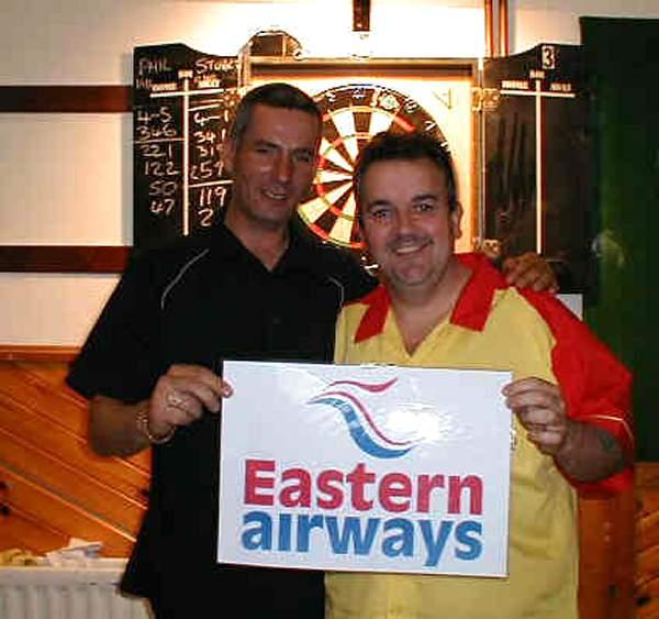 Photo: Caithness Office Supplies 2003 Darts