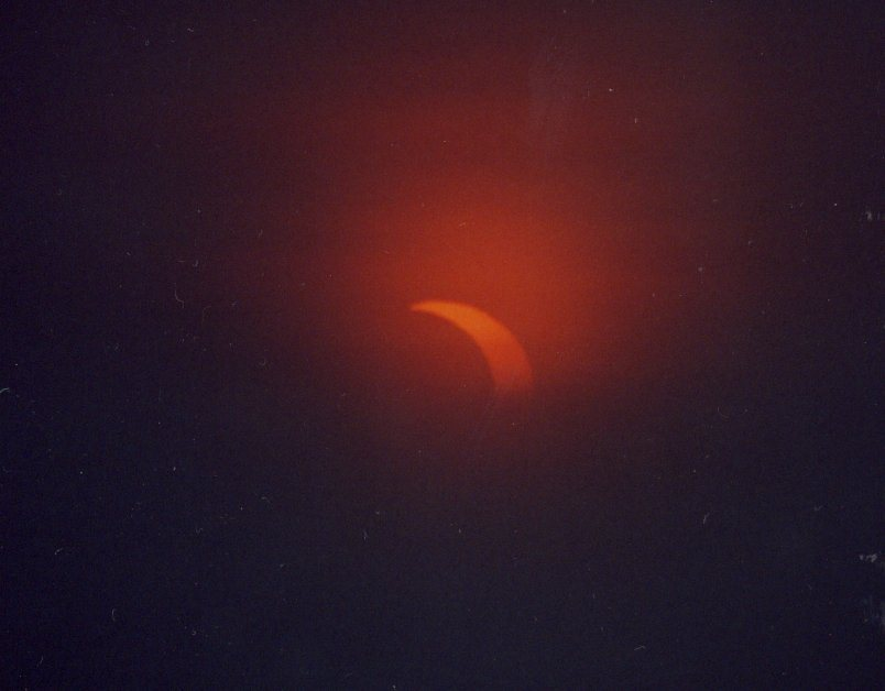 Photo: Eclipse At Strathy