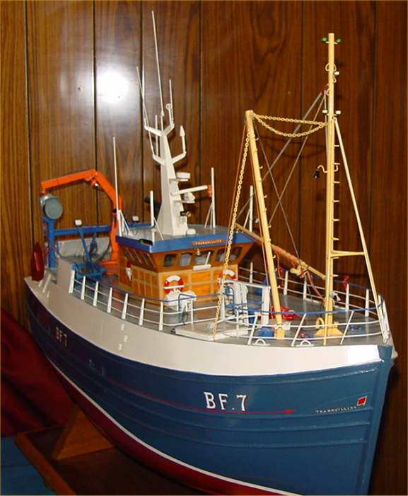 Pentland model boat club fishing boats 10 of 14 bf for Model fishing boats