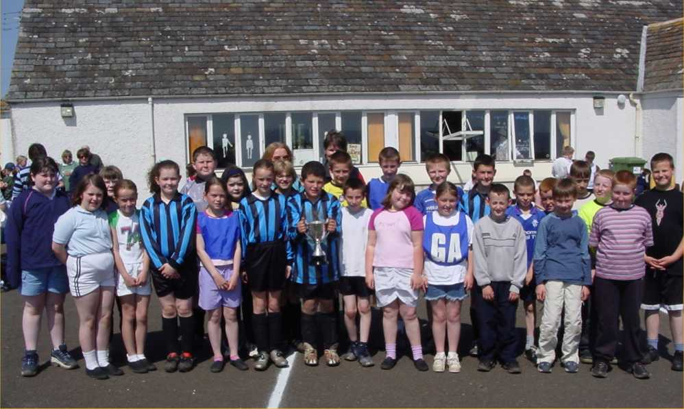 Photo: Watten School Overall Winners