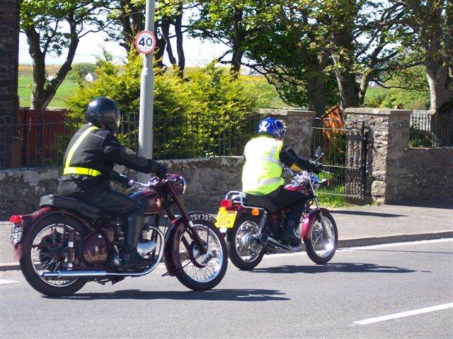 Photo: 2004 Annual Caithness Motor Bike Rally