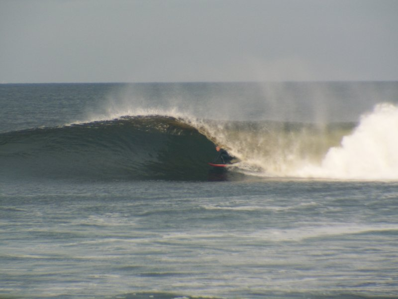 Photo: Surfing Competition Thurso 5 November 2005