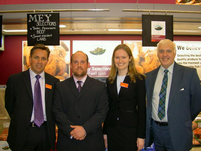 Photo: Mey Selections Launched In Sainsbury's