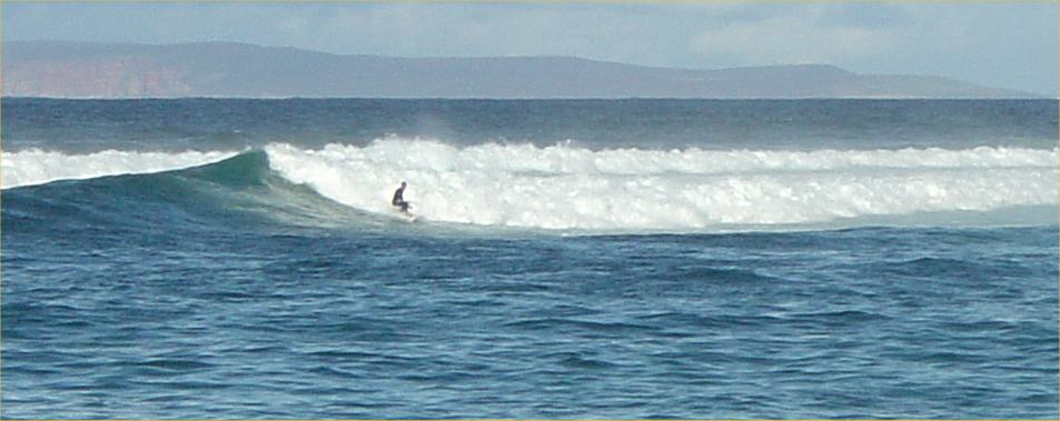 Photo: Surf's Up At Thurso