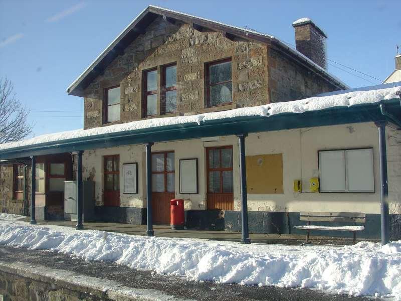 Photo: Ardgay Station