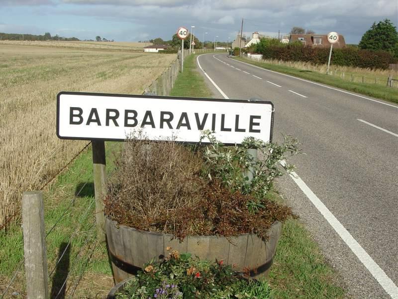 Photo: Barbaraville