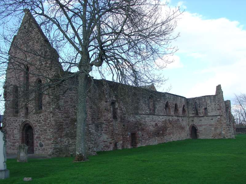 Photo: Beauly Priory - Inverness-shire
