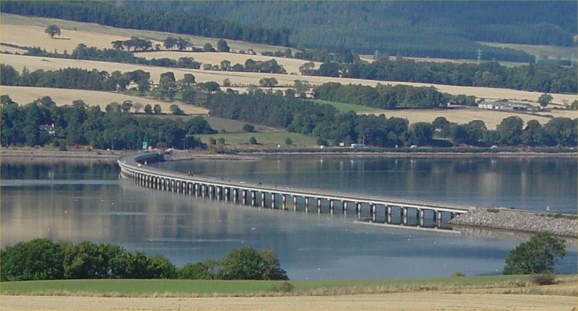 Photo: Cromarty Bridge