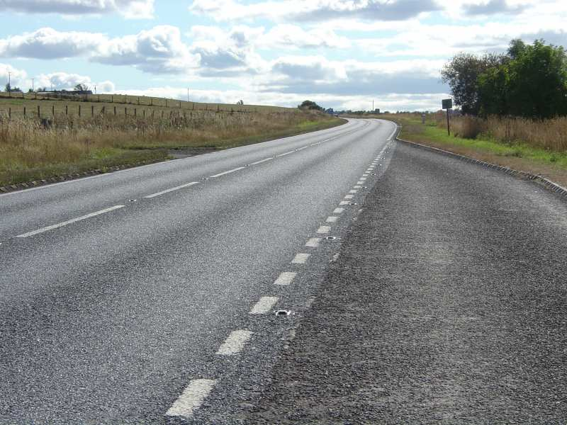 Photo: The Road South  - A9