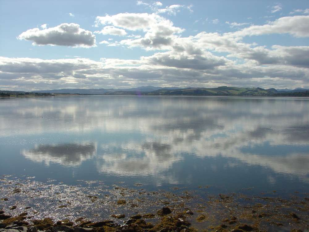 Photo: Looking Over Cromarty