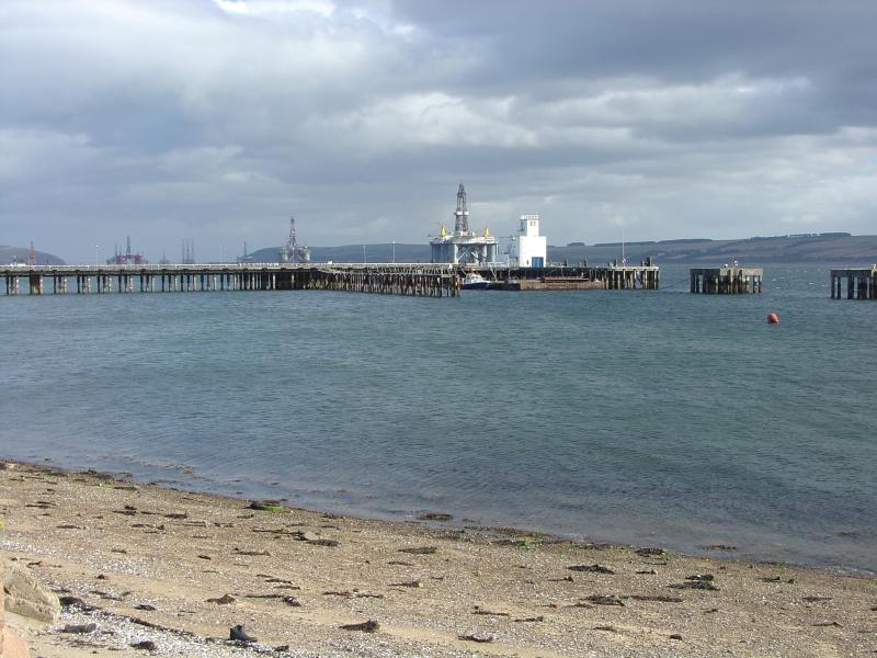 Photo: Cromarty Firth