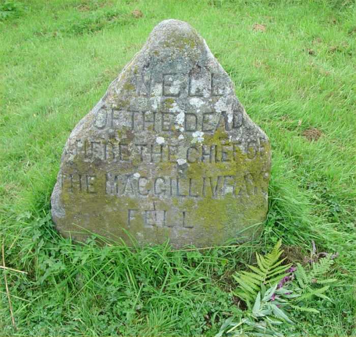 Photo: Culloden Battlefield 1746