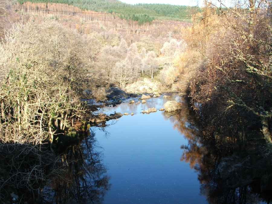 Photo: Glen Affric - Inverness-shire