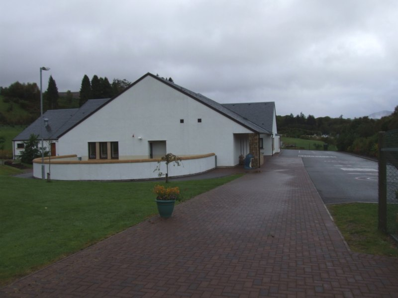 Photo: Spean Bridge Primary School